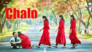 Telugu Best Pre-Wedding Cinematic Song | Anish, Alekya | Mystories Photography - best telugu songs for pre wedding shoot 2019