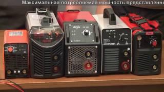 видео инверторный сварочный аппарат