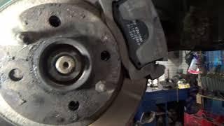 Замена сцепления ВАЗ-2110 не снимая КПП и полуоси.
