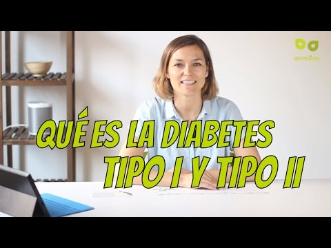 Que es la diabetes: síntomas y tratamiento diabetes tipo 1 y 2