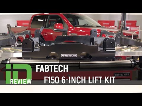 Fabtech F150 6-Inch Lift Kit Review