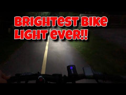 1,000 Lumen Bike Light Unboxing!!