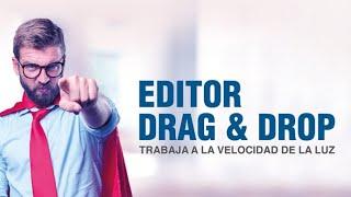 Cómo armar una Newsletter en 5 min - Editor Drag & Drop