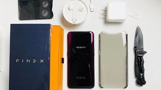Oppo Find X Unboxing and First Impression