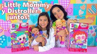 LITTLE MOMMY Y DISTROLLER JUNTOS | AnaNana Toys