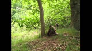 Unsere Waldbewohner - Karl der Eremit