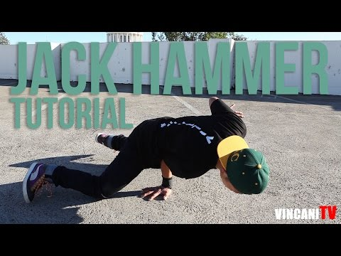 How to Breakdance | Jackhammers | Swellz One