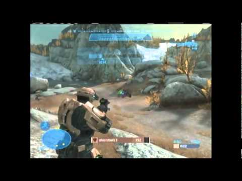Halo Reach Saving the Troop Warthog