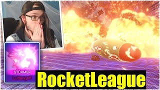 "DIE NEUE ""LUFTANGRIFF"" TOREXPLOSION IST ULTRA NICE! - Rocket League [Deutsch/German]"