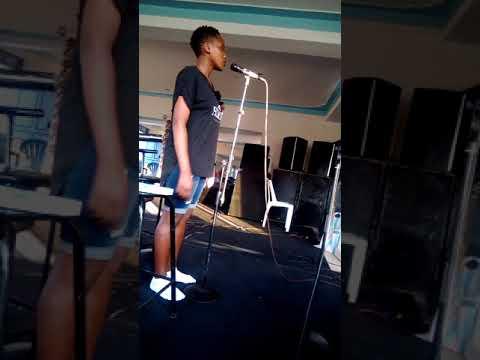 Kvan a girl who sings like Cynthia Morgan