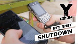Shutdown - Wenn die Regierung plötzlich das Internet abschaltet