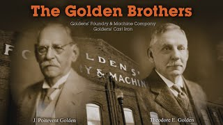 History of Goldens' Foundry & Machine Co. & Goldens' Cast Iron Cooker
