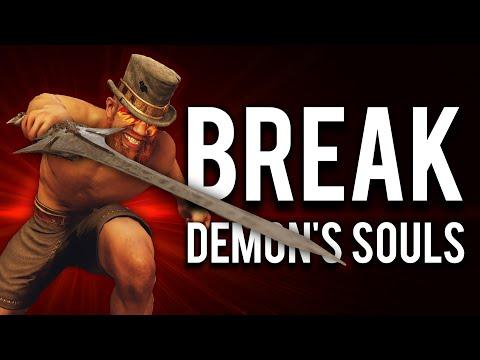 How to Break Demon's Souls Remake