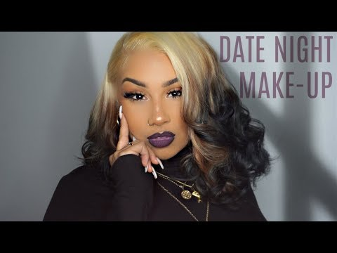 WINTER DATE NIGHT MAKE-UP TUTORIAL | TheAnayal8ter thumbnail