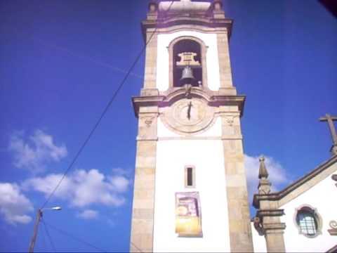 Repique do Sino na Igreja de São Salvador de Briteiros - Guimarães