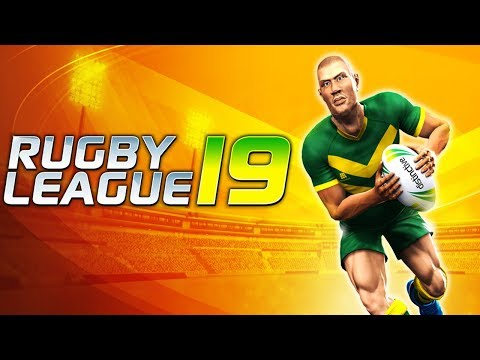 Rugby League 19 - Android/iOS Gameplay ᴴᴰ