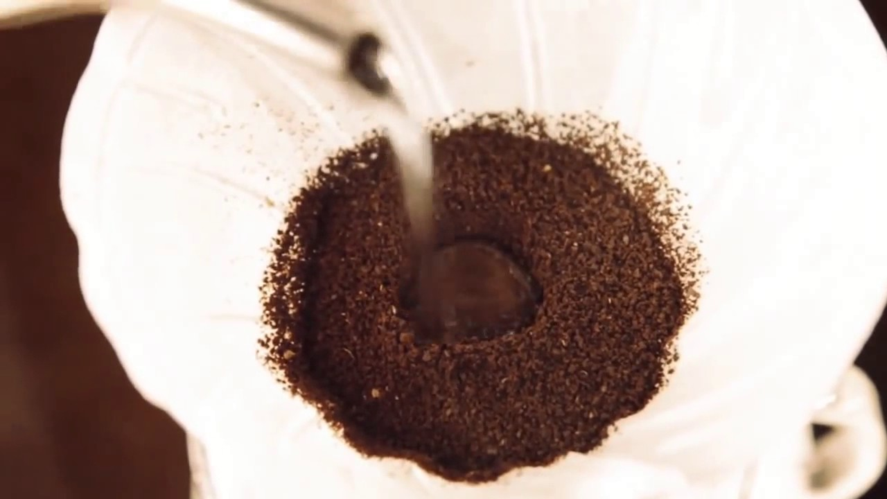 Hario V60 Pour Over A Brewing Guide Youtube