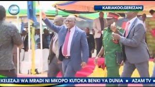 Rais Magufuli alivyosimama na kumtunza Mrisho Mpoto