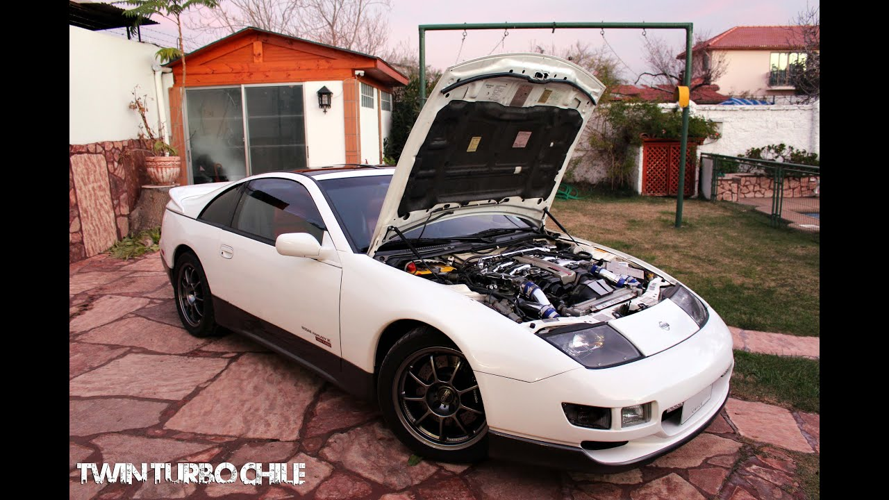 nissan fairlady 300zx twin turbo sound acceleration youtube. Black Bedroom Furniture Sets. Home Design Ideas