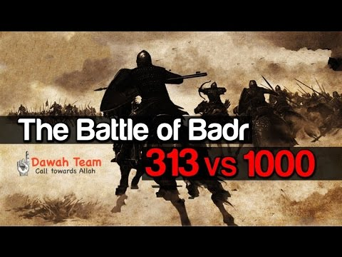 The Battle Of Badr ᴴᴰ ┇ Powerful Speech ┇ Sheikh Shady AlSuleiman ┇ TheLife4islam ┇