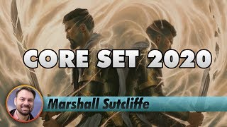 Core Set 2020 Ranked Draft | Channel Marshall