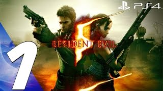 resident Evil 5 for PlayStation 4 Video Review