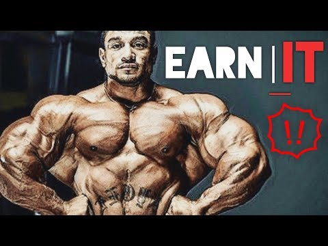 CHAMPIONS ARE MADE, NOT BORN  Bodybuilding Lifestyle Motivation