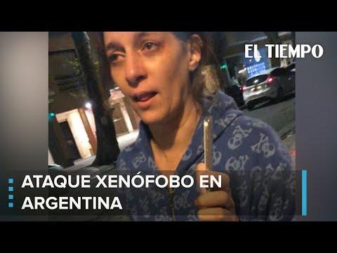 Ataque xenófobo en Argentina contra dos venezolanas | EL TIEMPO