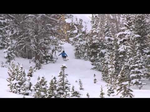Yellowstone Club March Skiing
