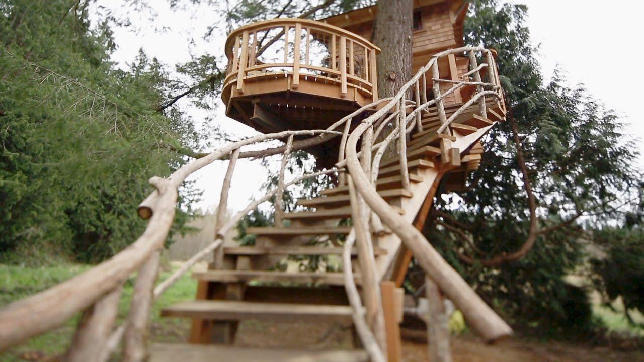 Timelapse Treehouse Treehouse Masters Youtube