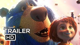 WONDER PARK Official Trailer #2 (2019) Mila Kunis, Jennifer Garner Animated Movie HD