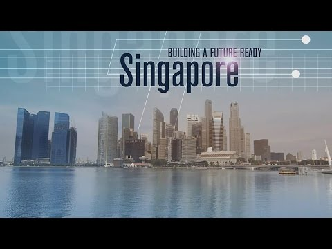 Building a Future-Ready Singapore