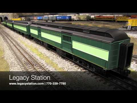 Lionel Southern Heavyweight Passenger Cars