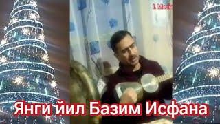 Янги йил Базим Исфана 2021г Бунакаси Хали Булмаган