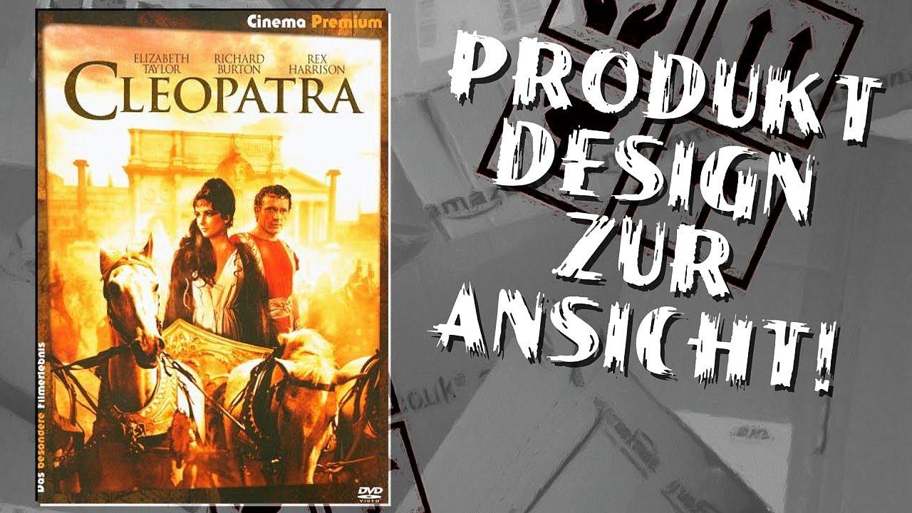 Cleopatra (german Cinema Premium Edition, 3 DVDs)