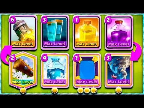 Clash Royale 2v2's but I brought ALL SPELLS! (Teammates hate me)