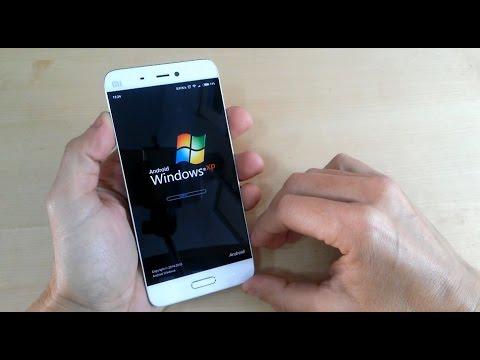 Mejor Launcher Windows Xp para Android Personalización al Máximo