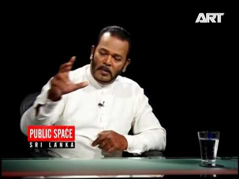 Public Space Sri Lanka - Palitha Thewarapperuma | EP40 (2017.06.22)