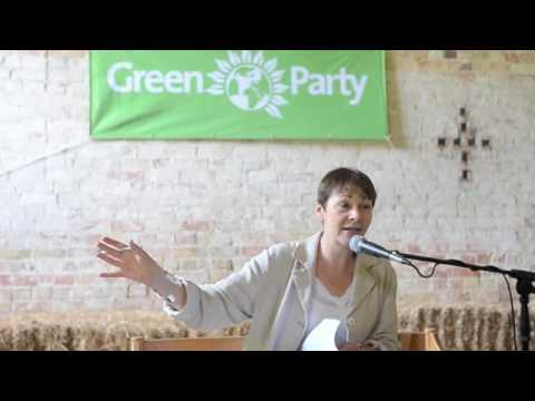 Caroline Lucas Progressive Alliance