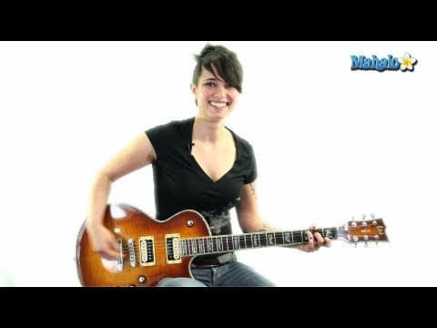 """How to Play """"Super Mario Bros. Theme Song"""" by on Guitar"""