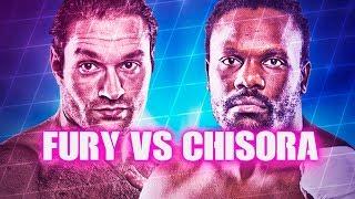 Tyson Fury vs Dereck Chisora I (Highlights)