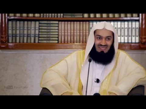 Quran Recitation - Mufti Menk - Surah Yusuf - [with Eng Translation]
