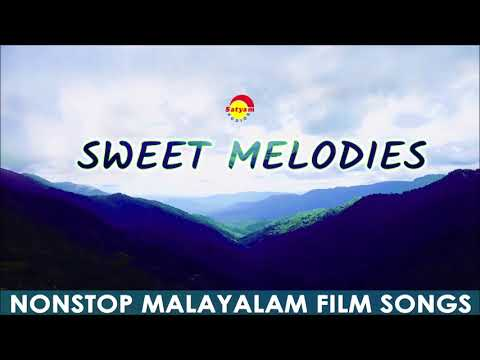 Sweet Melodies  Nonstop Malayalam Film Songs