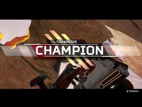 Apex Legends PS4: Cleaning House (No Commentary)