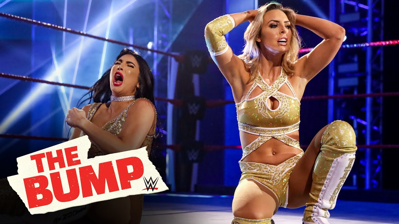The IIconics have their first fight: WWE's The Bump, May 20, 2020