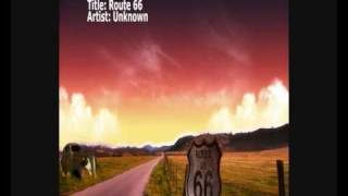 Paul Kuhn Quartet - Route 66 (The best Route 66 song I