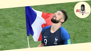 WM 2018: Ohne Torschuss - Warum Frankreich Stürmer Giroud trotzdem braucht