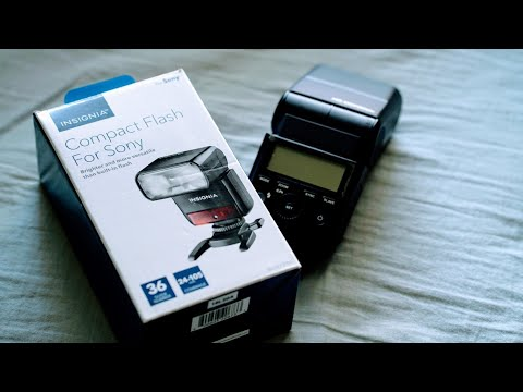Insignia Compact Flash For Sony