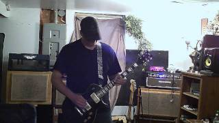 Scars on Broadway - Guns are Loaded (home studio) cover