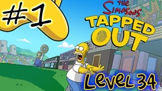 KC Plays! - TSTO | Level 34 - Part #1